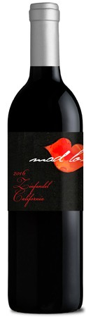 2016 Mad Love California Zinfandel Image