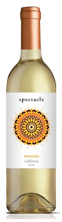 2016 Spectacle California Moscato