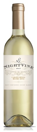 2017 Night Vine California Moscato
