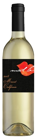 2018 Mad Love California Muscat