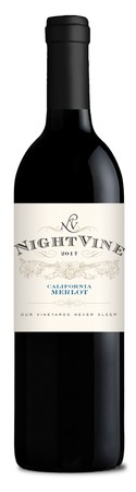 2017 Night Vine California Merlot