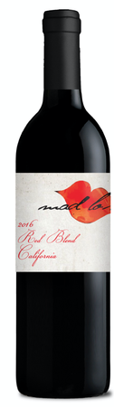 2016 Mad Love California Red Blend