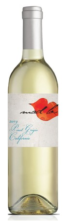 2019 Mad Love Pinot Grigio California