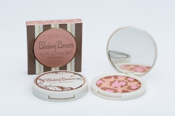 Pure Cosmetics Blushing Bronzer ($26 Value!)