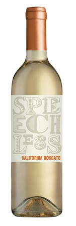 2019 Speechless California Moscato