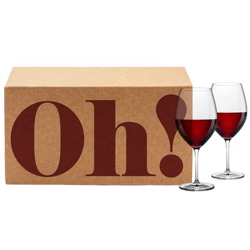 Oh! Now! Gift Box (Vine Oh! Red Wine Annual Gift Subscription Image