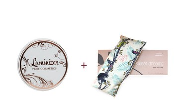 Pure Cosmetics Luminizer + Sweet Dreams Eye Pillow Gift ($48 Value)