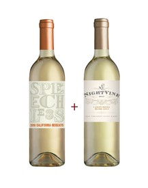 Speechless & Night Vine Moscato 2-Pack