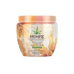 Hempz - Citrine Crystal & Quartz Body Buff