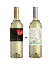 Mad Love Chenin Blanc & Speechless Sauvignon Blanc 2-Pack