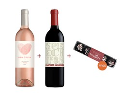 New Crush Rose & Speechless Cabernet Sauvignon 2-Pack