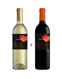 Mad Love Chenin Blanc & Mad Love Cabernet Sauvignon 2-Pack