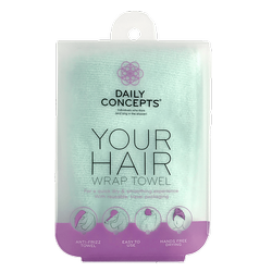Daily Concepts - Hair Towel Wrap
