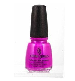China Glaze Nail Lacquer - Purple Panic