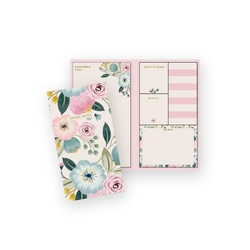 CR Gibson Floral Stick Folio