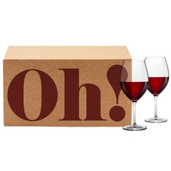 Oh! Ho Ho! Gift Box (Red Wine)